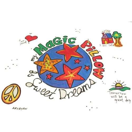 Magic-Pillow Pillowcase for Kids