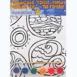 Elements Pillowcase Painting Kit