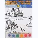 Treasure-Chest Pillowcase Painting Kit