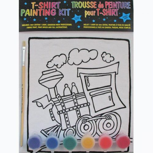 Choo Choo Train T-Shirt Kit