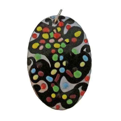 Candy Swirl Pendant