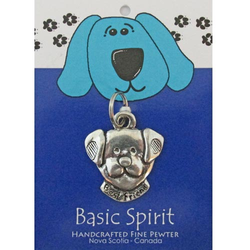 Best-Friend Dog Tag