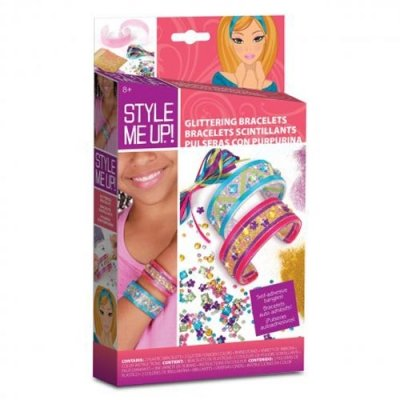 Style Me Up Glitter Bangles