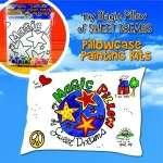 Magic Pillow Paintikng Kit