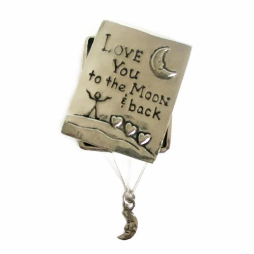 Wish Box with Moon Necklace
