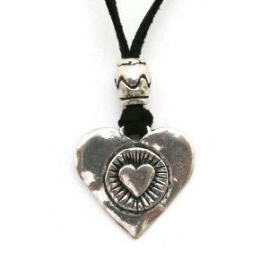 Shining Heart Pendant