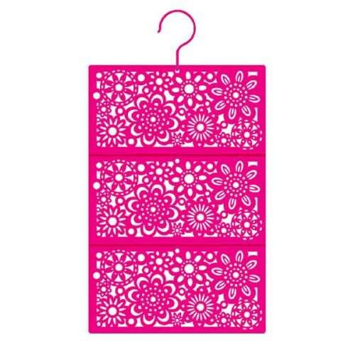 Earring Holdit pinkhanging web