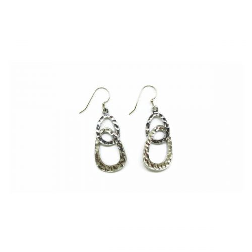 Double Loop Earrings