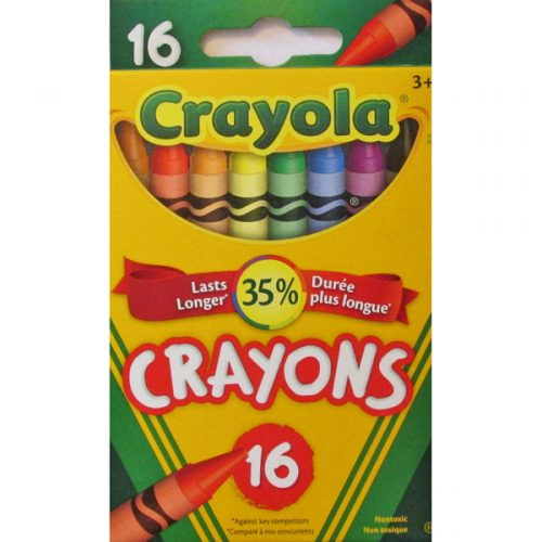 Crayola Crayons 16