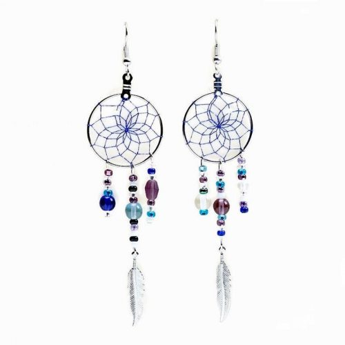 Magical Dream Catcher Earrings