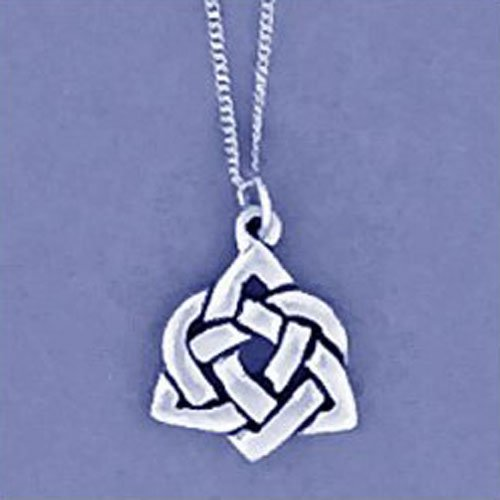 Celtic Heart Necklacce