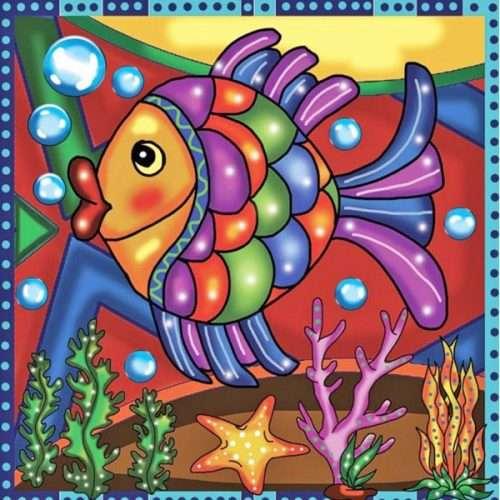 Diamond Painting Fish