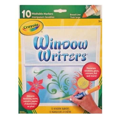 Crayola Window Writers Markers
