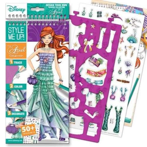 Ariel Sketchbook