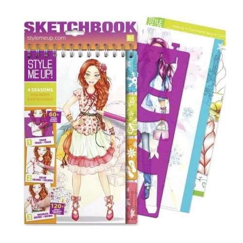 4 Seasons Sketchbook