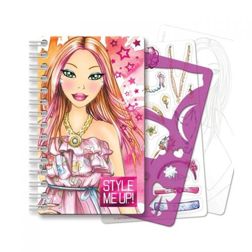 Fashion Lover Designer Notepad