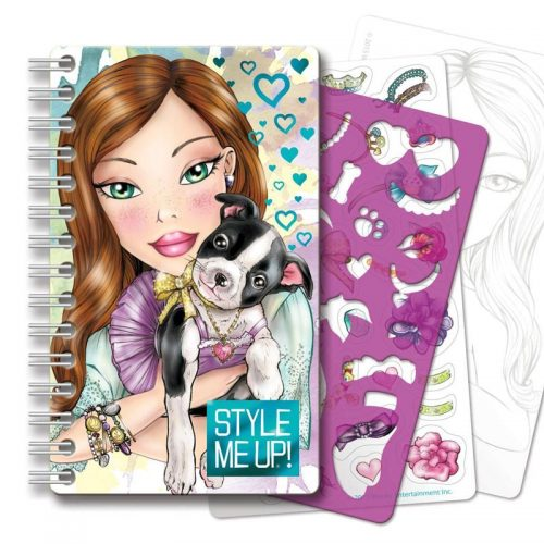 Puppy Love Designer Notepad