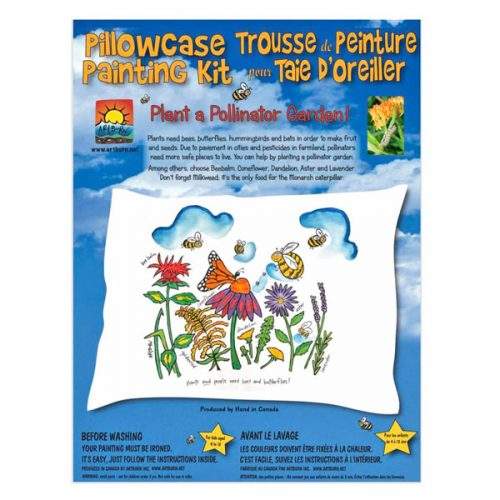 Pollinator Pillowcase Kit