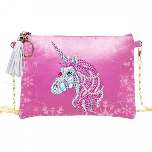 Unicorn Crossbody Bag Design Art Kit Jacarou